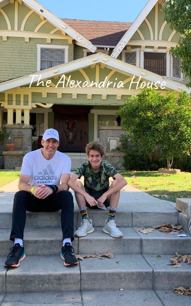 The Alexandria House - Holiday Giving