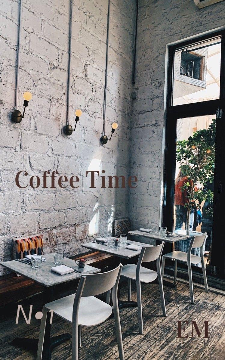 Coffee Time un Brooklyn