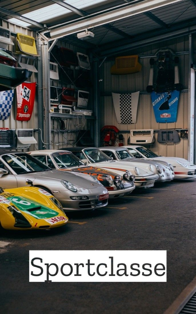 Found between the rocky shores of the Algarve Coast and the monstrous waves of Nazaré shore break is the Lisbon born and globally recognized Porsche library, Sportclasse.