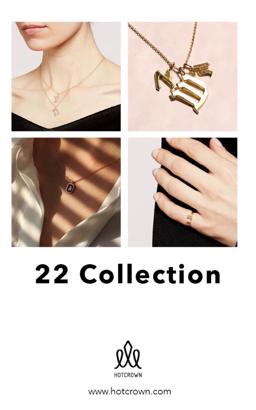 HOT CROWN - The 22 Collection