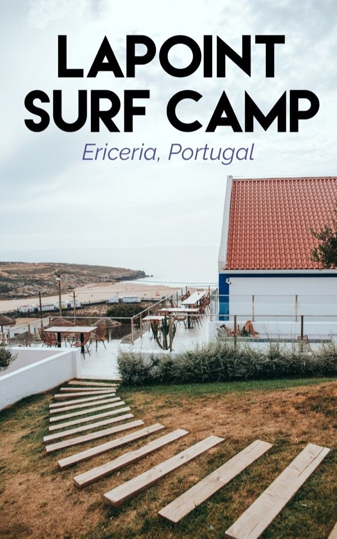 The Ericeria Lapoint Surf camp has become a synonym with flawless white peak surf breaks and idealistic sunrise lit smoothie bowls. Welcome by groms, yogis and seasoned surf veterans, Lapoint Camps hosts a life changing experience for each of it's radical guests.