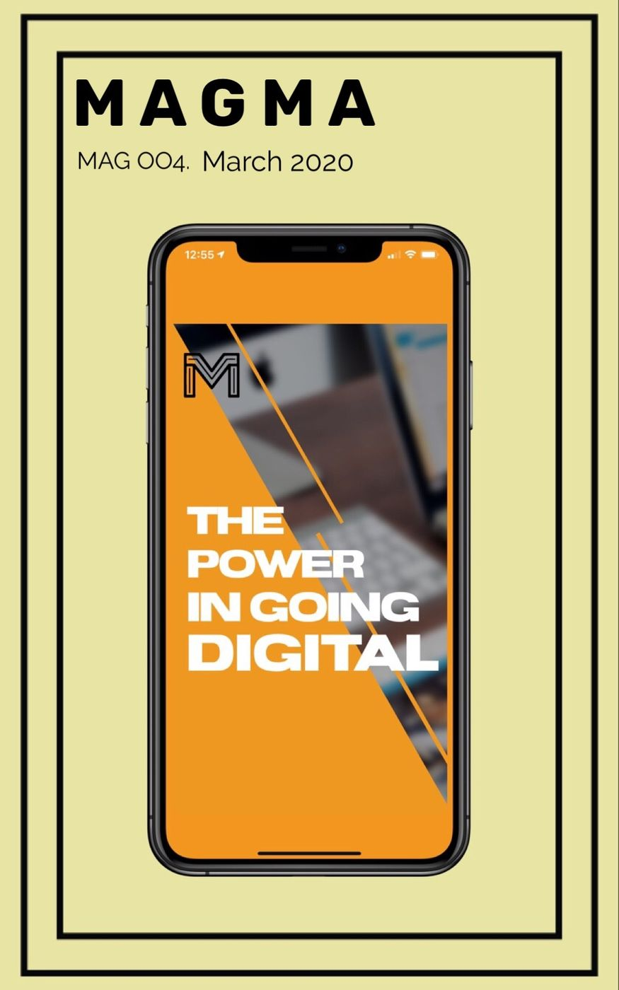 Going Digital can transform your business.  Learn how you can get the most out of Magma with your business and content.