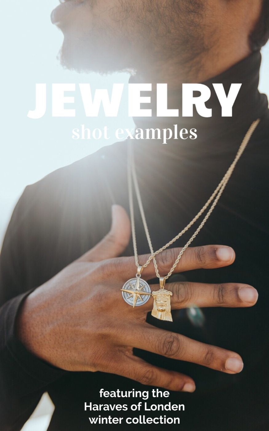 Photography tips ⚡️ This time with jewelry brand Haraves of London