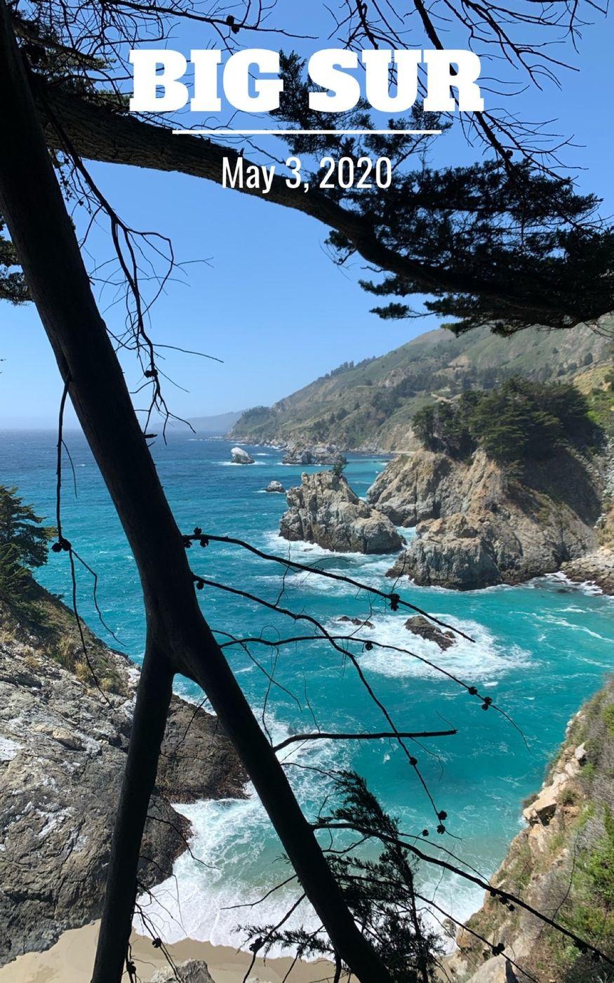Road trip - Big Sur