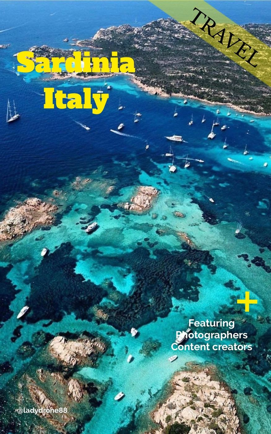 Featuring content creators and photographers | Sardinia, Italy