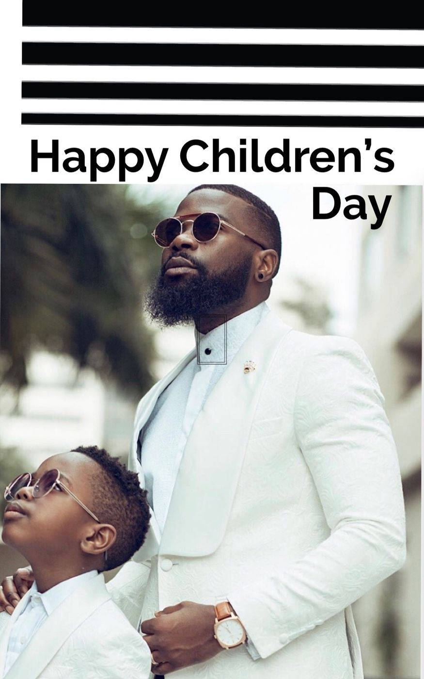 Happy Children's Day by WIBA