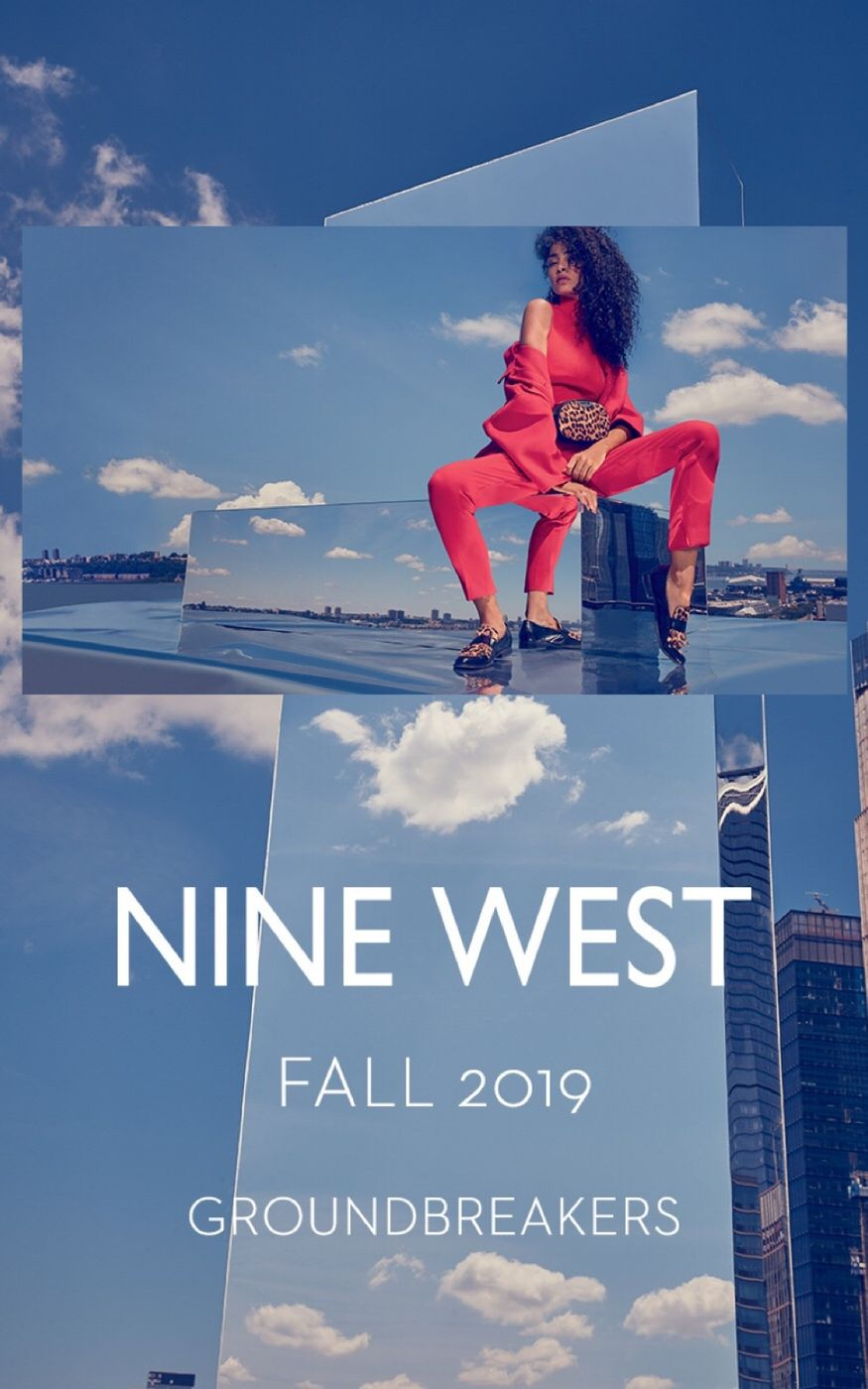 Nine West Fall 2019 Groundbreakers