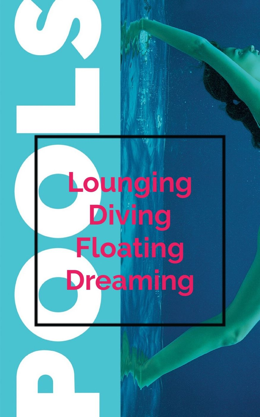 A new photo book pays homage to the art of the swimming pool bringing together photography works by everyone from Martin Parr to Martine Franck, Lou Stoppard's new book picturing life at the pool is the quarantine inspiration we all need right now!