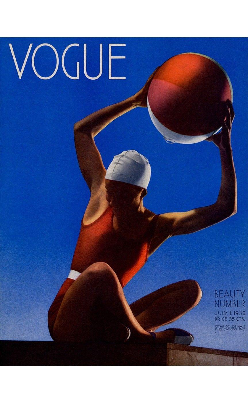 Edward Steichen, British Vogue, July 1932