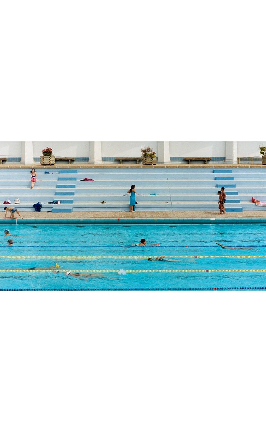 Photographer Daragh Soden captures the architectural quality of pools. @daraghsoden
