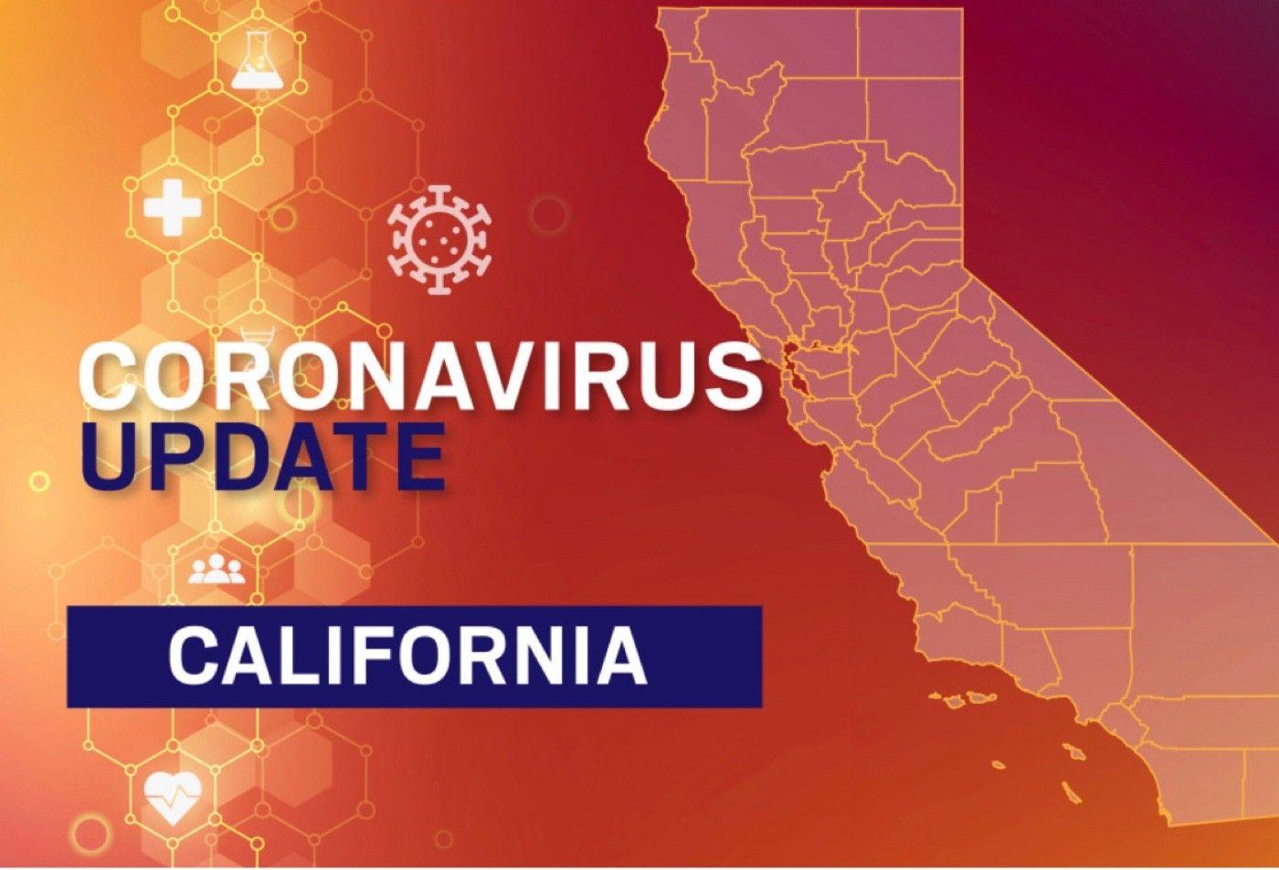 Coronavirus Update: California statewide