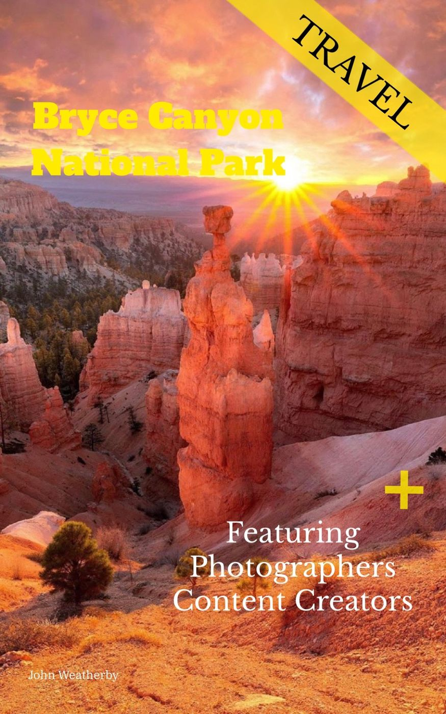 Featuring content creators and photographers | Bryce Canton National Park 🧗🏻♂️