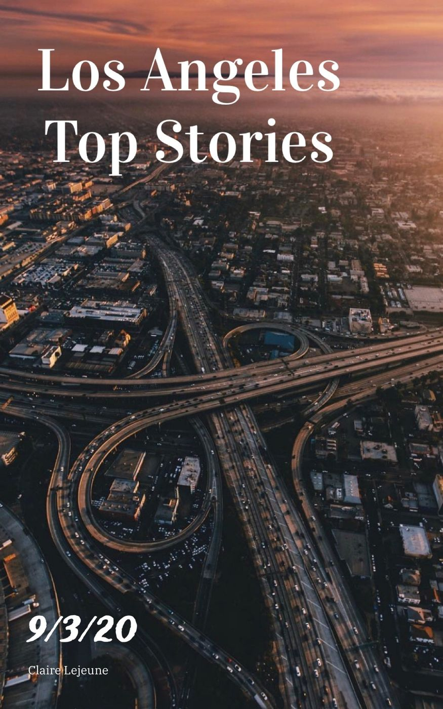 Los Angeles Top Stories