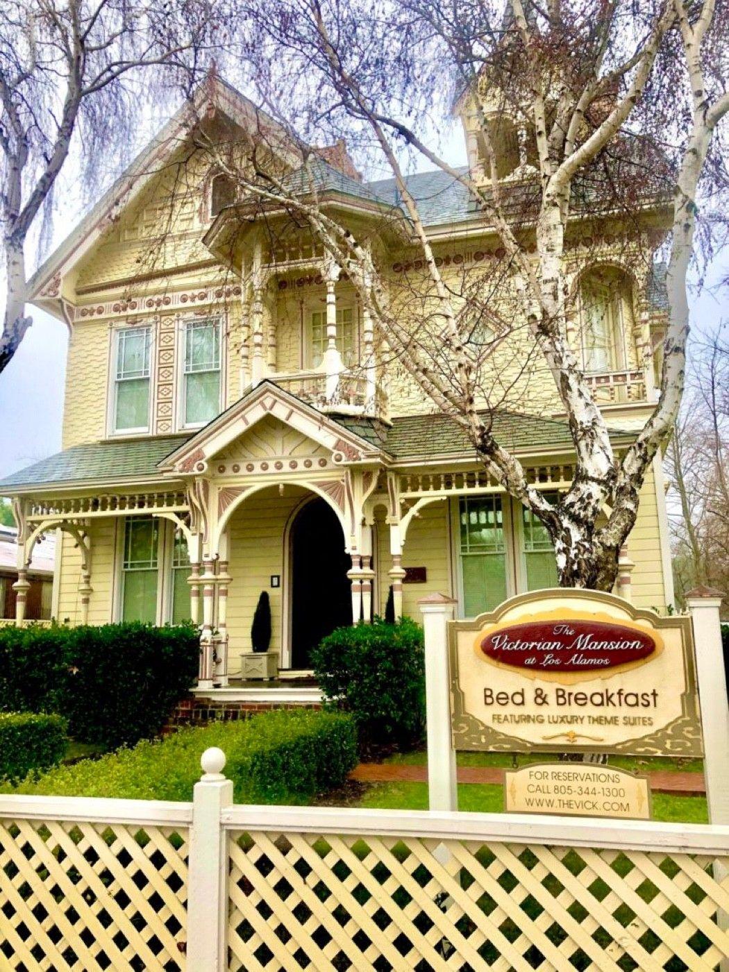 The Victorian Mansion – Los Alamos