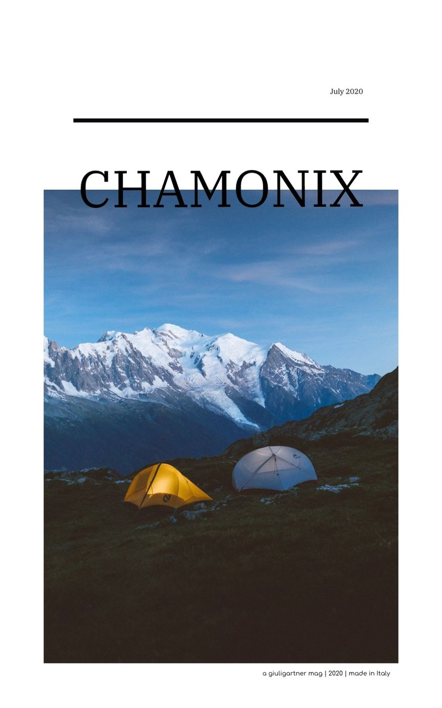 Chamonix, a quaint little town tucked in the french alps just across the Italian border. It is a mecca for outdoor enthusiasts, the people who meet here all share the love for mountaineering and hiking. The peak of the rugged mountain chain has attracted many photographers like myself. Hope you enjoy this collection.