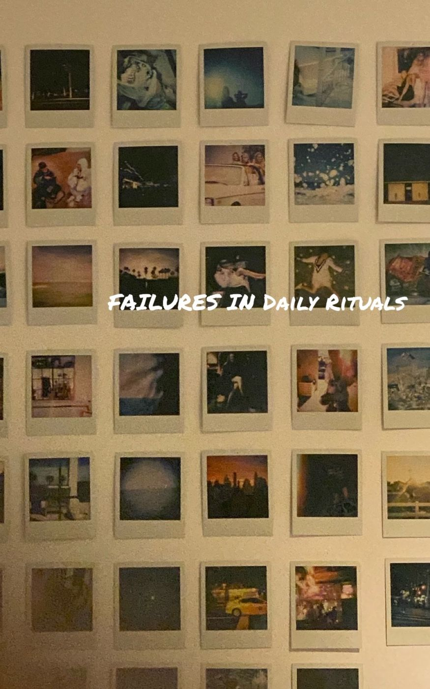 Failure in Daily Rituals