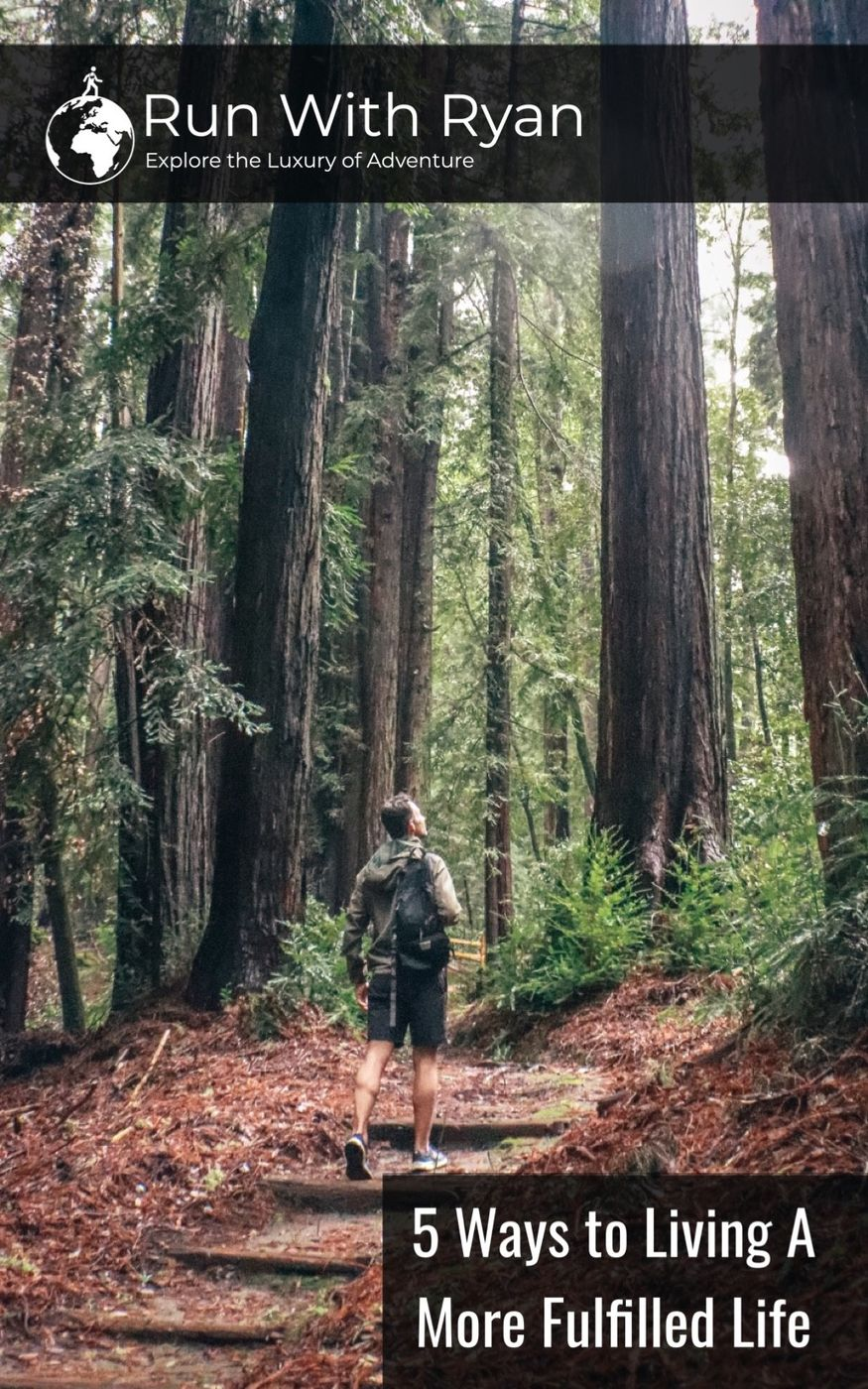 Try out these 5 tips to live a life with greater fulfillment and explore a retreat deep in the California Redwoods, Canyon Ranch Woodside. These tips are for anyone looking to improve their health, wellness, body and mind...