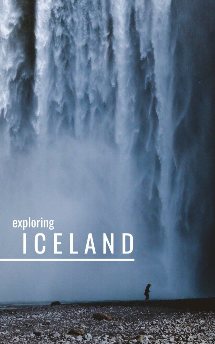 Wasn't sure about the first Iceland post as it was my first one on here so here's another!