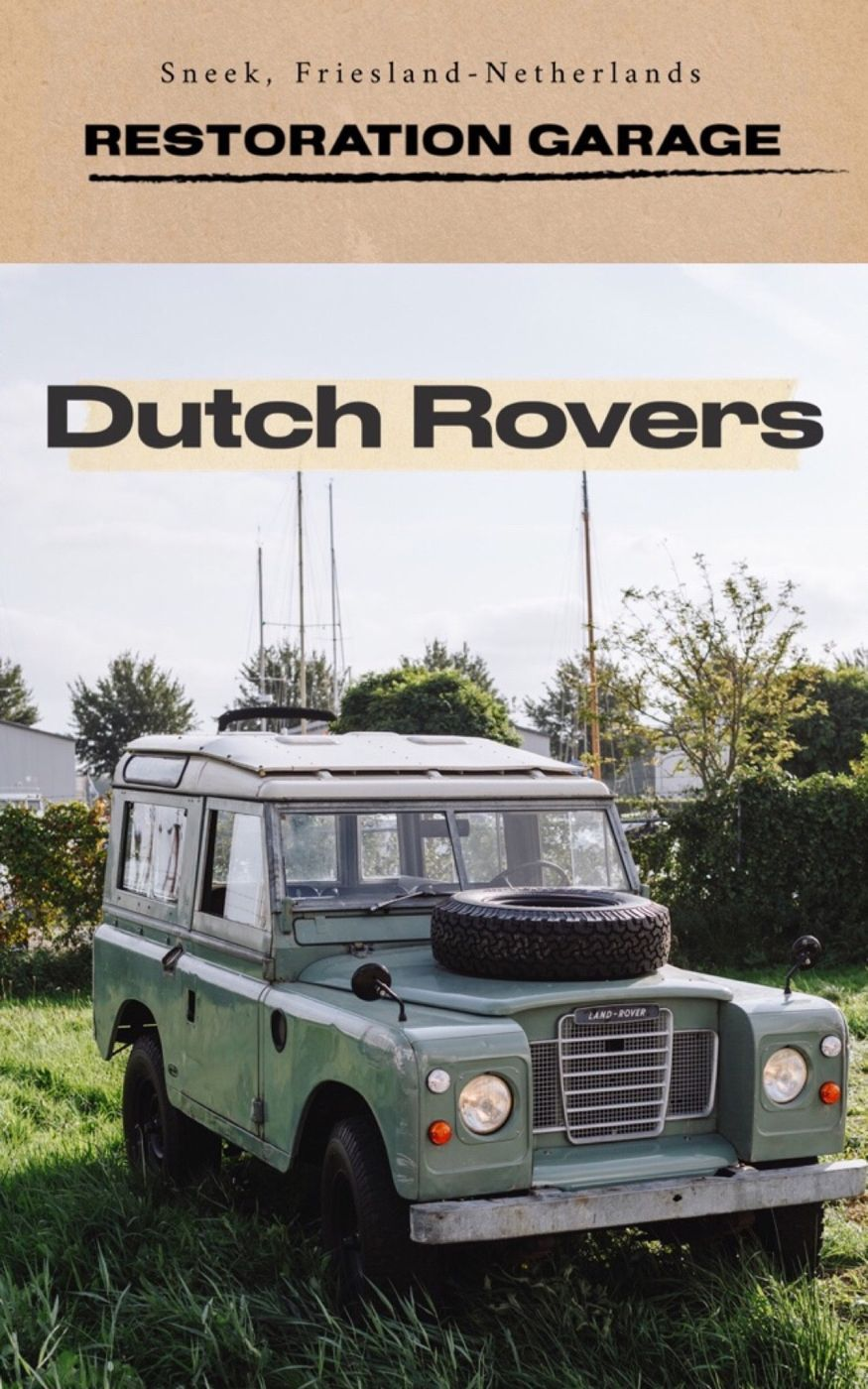 Dutch Rovers the all time favorite for high north