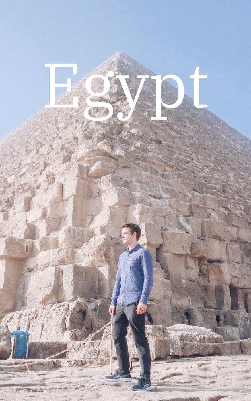 Egypt is a mesmerizing place that should be on everyone's bucket list!