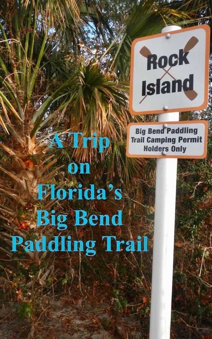 Paddling Florida's Big Bend