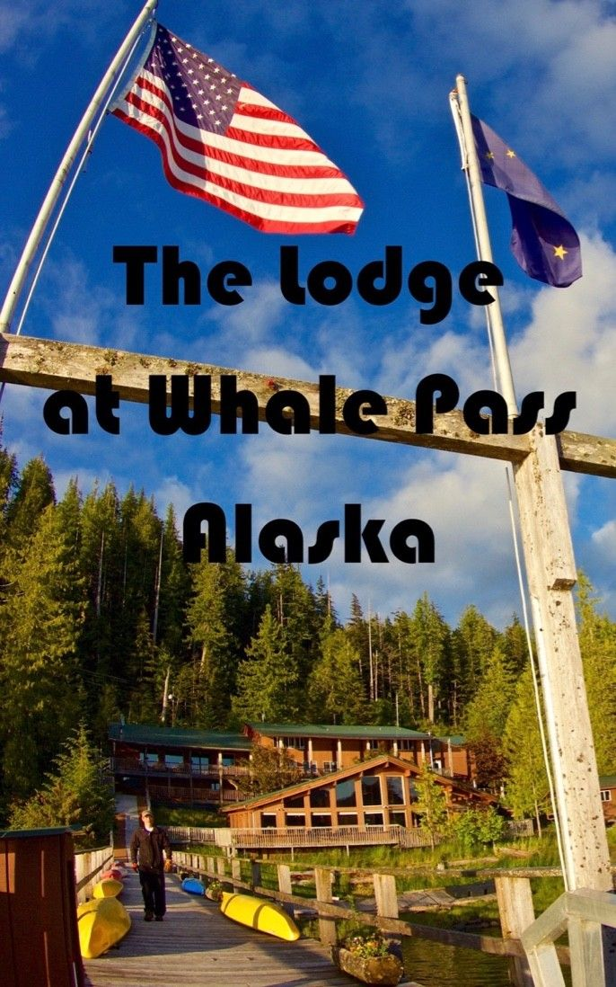 The Lodge at Whale Pass, Alaska