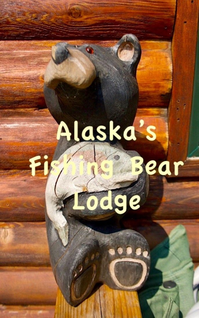 Alaska's Fishing Bear Lodge