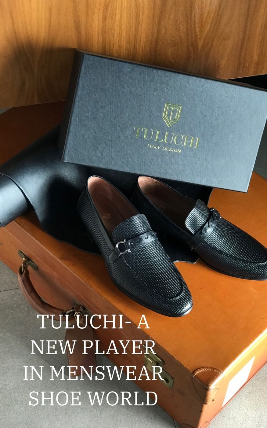 TULUCHI - A NEW, CLASSY CHIC AND ELEGANT AFFORDABLE SHOE BRAND