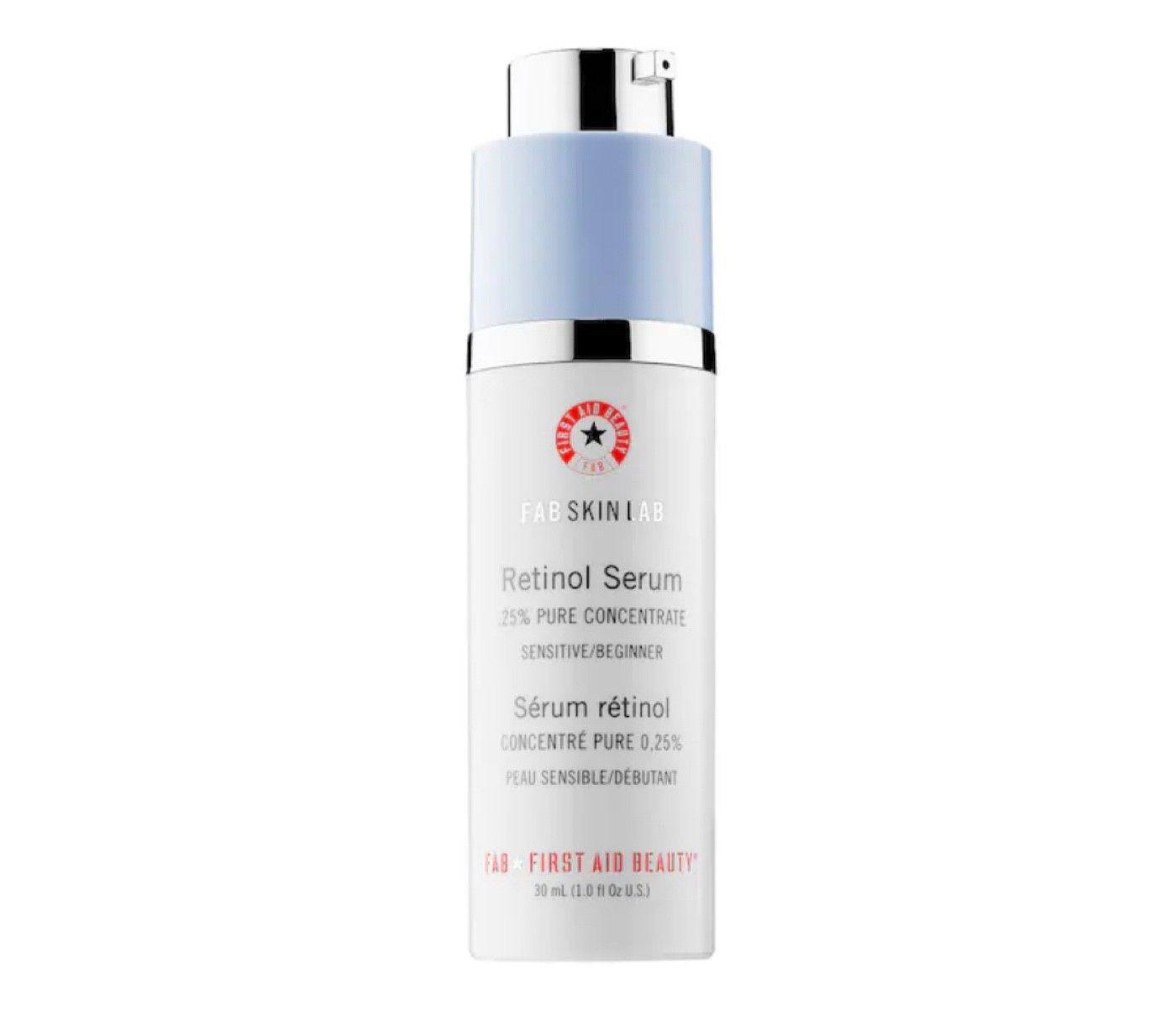 First Aid Beauty Retinol serum