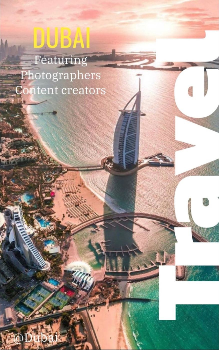 Featuring Content Creators and Photographers | Dubai