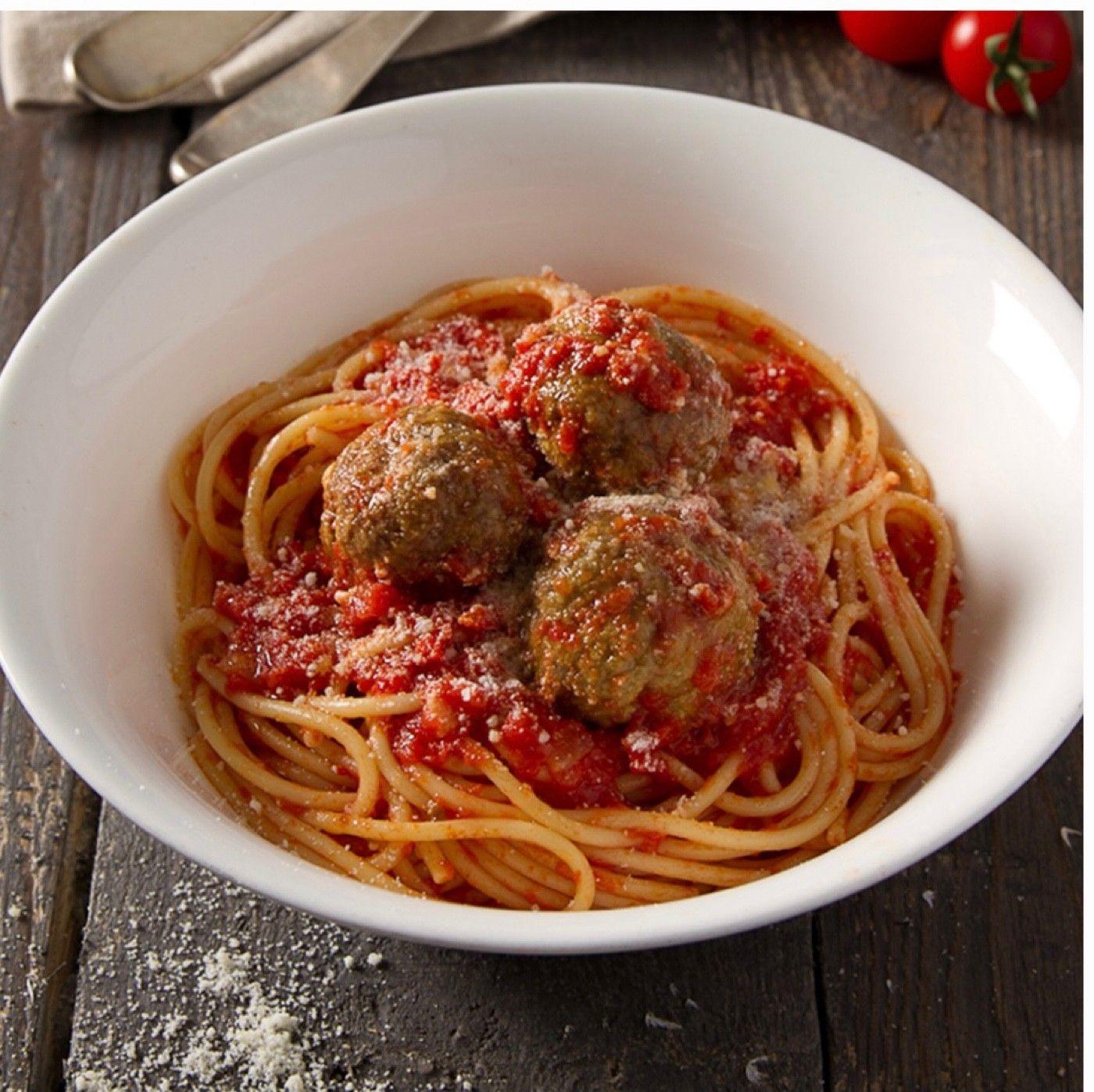 Spaghetti & Beyond Meatballs