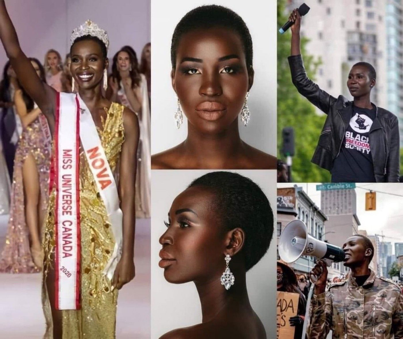 The Many Facets of Miss Universe