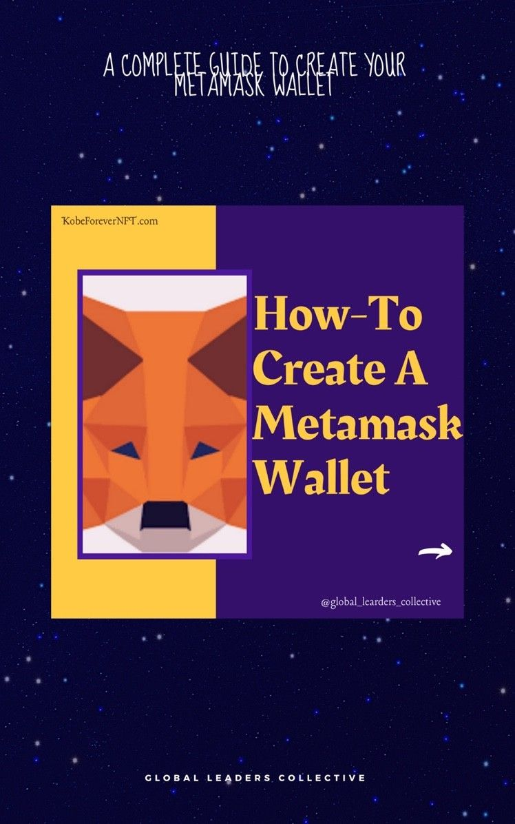 New to the NFT world and don't know where to start? The first step is creating a digital wallet! Here is your how-to-guide on getting started with a Metamask Wallet!