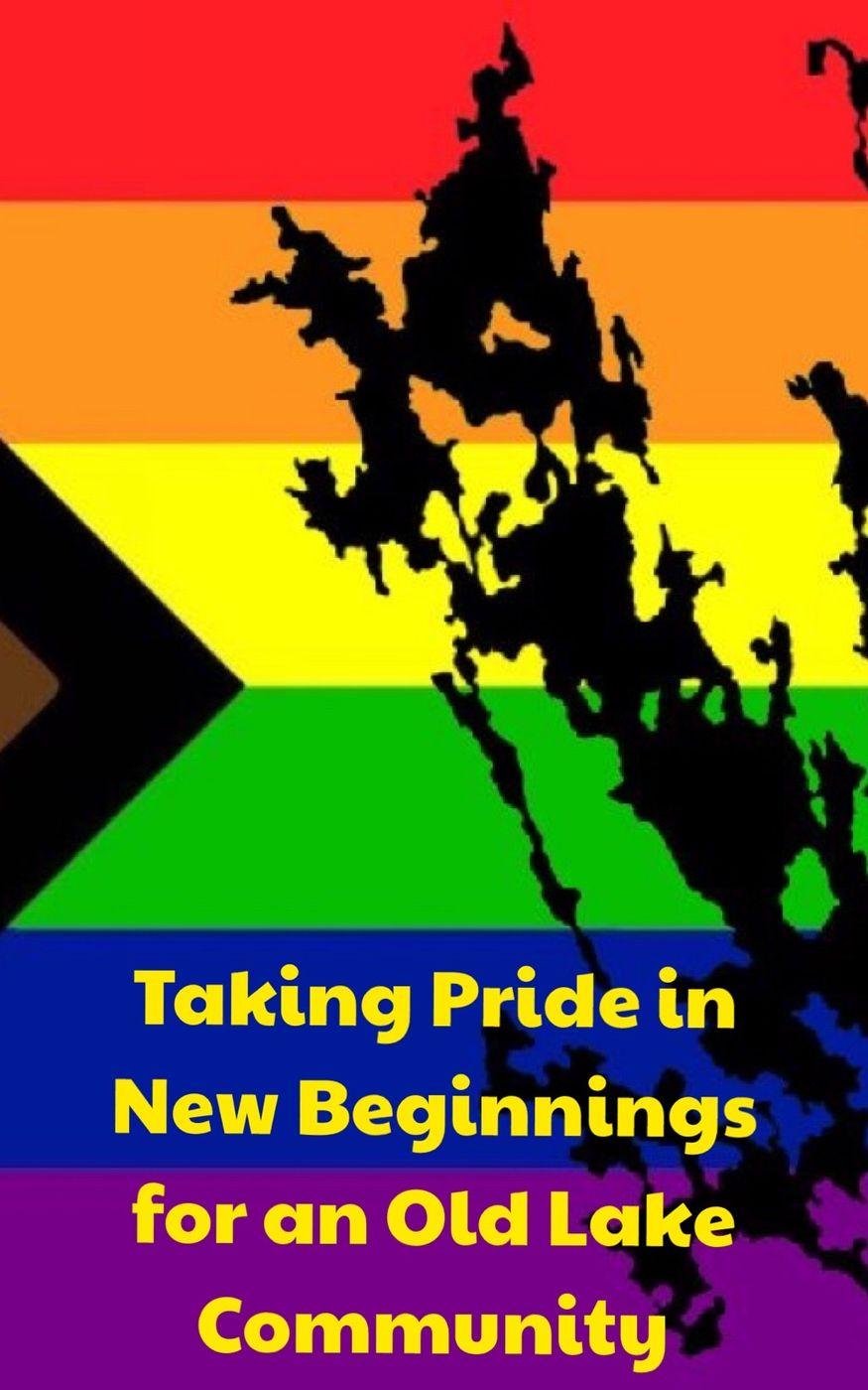 Pride Parade I the Lake