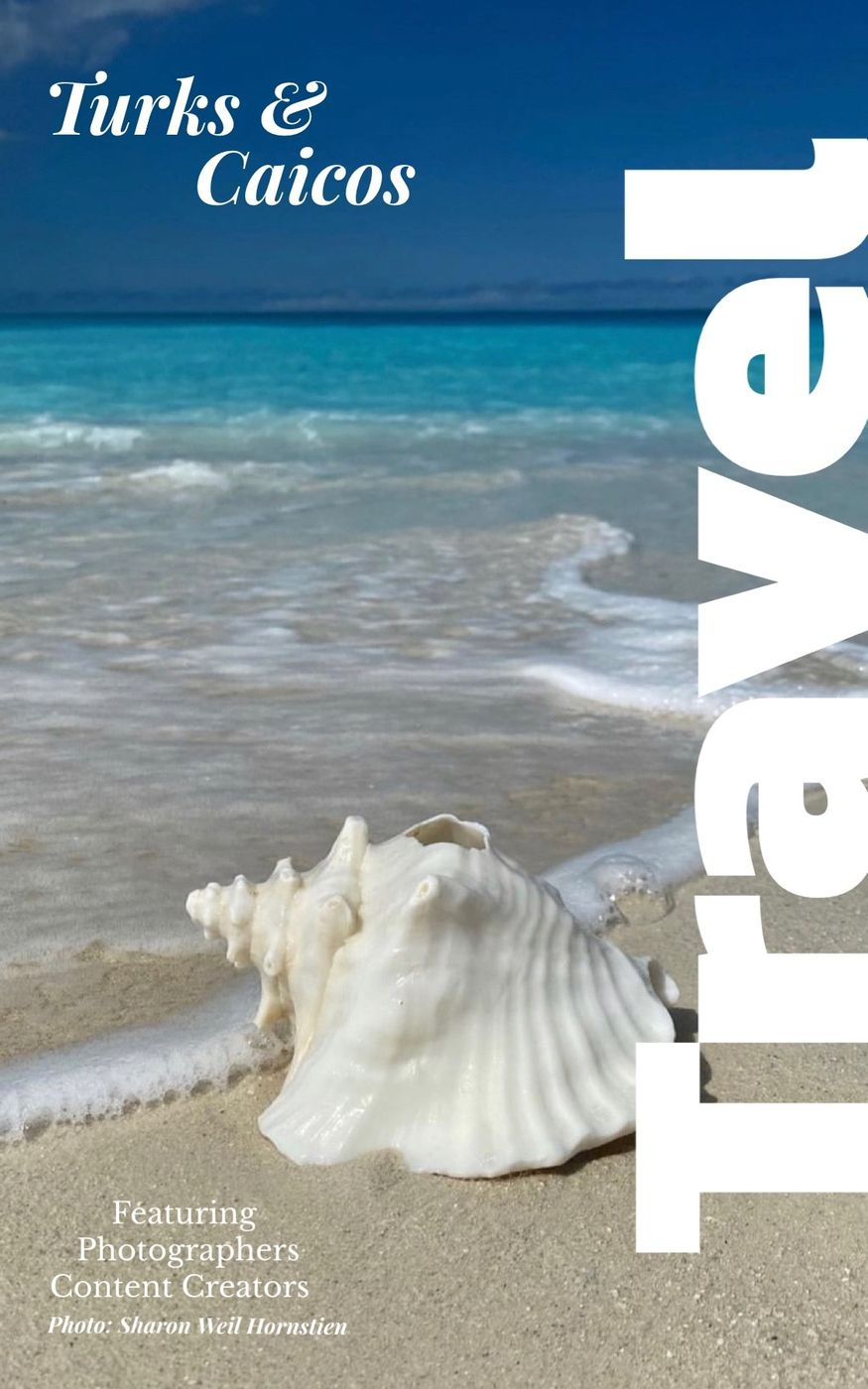 Featuring Content Creators and Photographers | Turks and Caicos